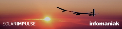 solar impulse et infomaniak