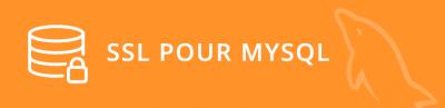 SSL pour MySQL