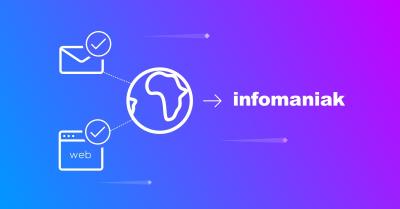 Transférer un domaine chez Infomaniak