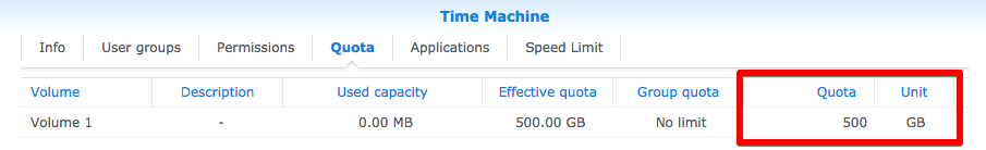 How to configure your Synology NAS to back up your Mac with Time