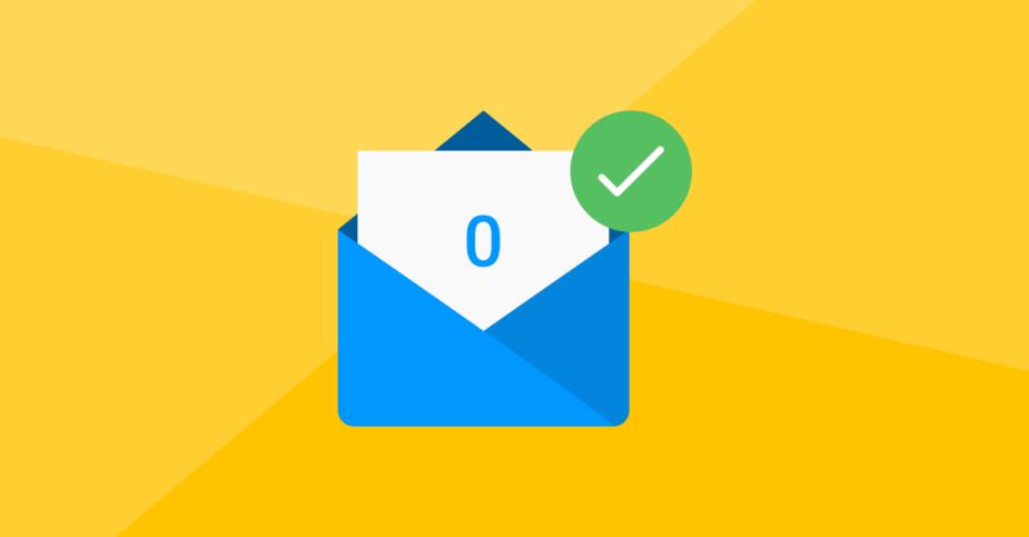 inbox vide